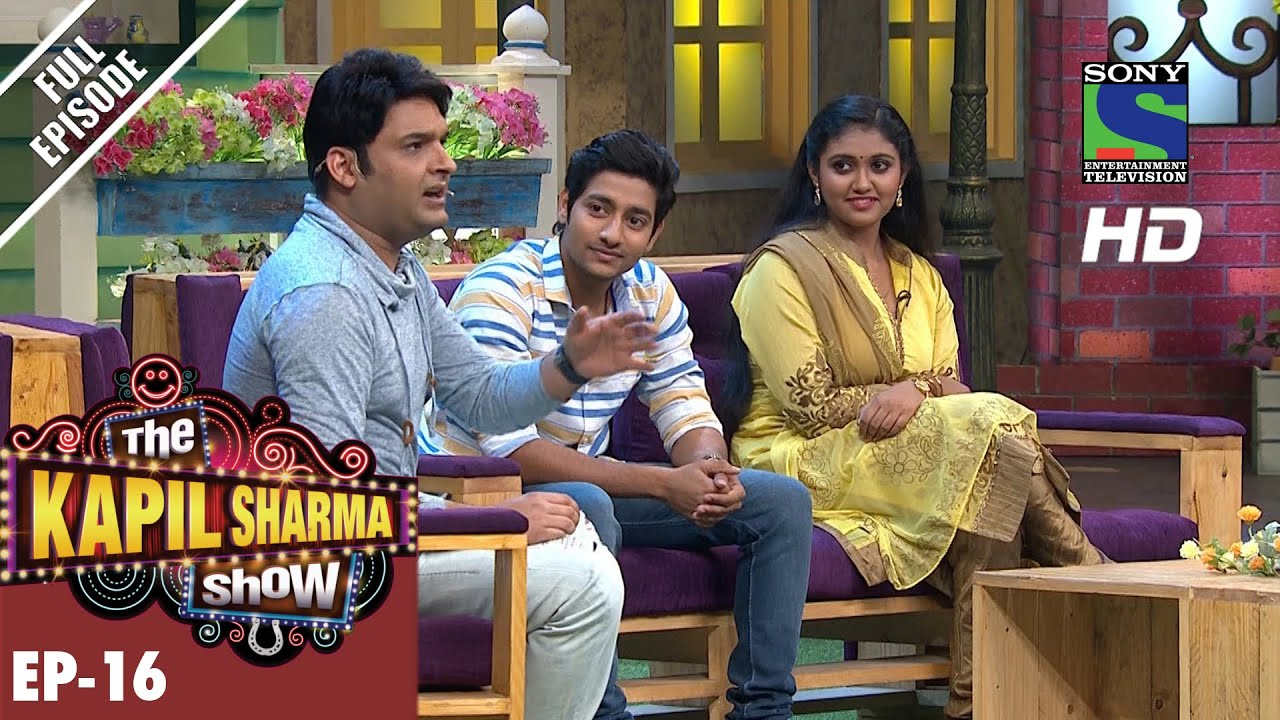 The Kapil Sharma Show - दी कपिल शर्मा शो-Ep-16-Team Sairat in Kapil's Mohalla– 12th June 2016