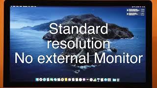 بعض حواسيب iMac 2020 تواجه مشكلة على مستوى الرسوميات - إلكتروني