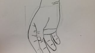 How To Draw Hands Or Hand