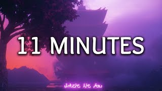 Скачать YUNGBLUD Halsey 11 Minutes Lyrics Ft Travis Barker