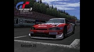 Gran Turismo 3 - Episode 25 (Armature - European Tour)