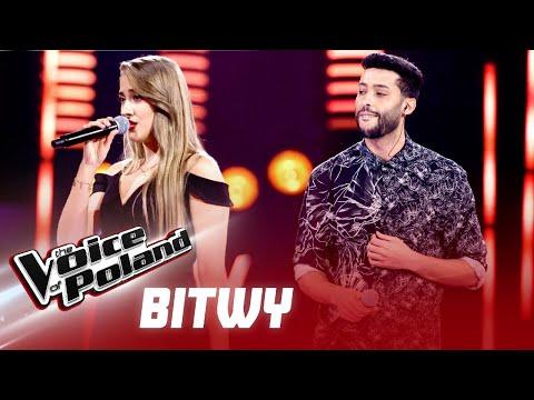 "M. Lipińska vs. H. Aboumaachar - ""I Just Can't Stop Loving You"" - Bitwy - The Voice of Poland 11"