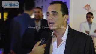 بالفيديو: الفنان محمد الشقنقيري ضيف شرف في الغول