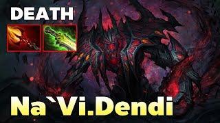 Death Build Shadow Fiend By Navi Dendi