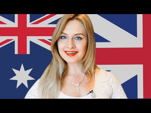 AUSTRALIAN GIRL CONFUSED BY BRITISH ENGLISH