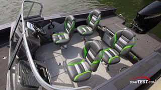 BoatTest.com Tests and Reviews Ranger VX1888WT