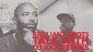 Charlamagne and Schulz talk with DJ Akademiks