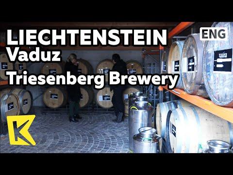 【K】Liechtenstein Travel-Vaduz[리히텐슈타인 여행-파두츠]트리젠베르크 양조장/Alps/Brandy/Whisky/Treehouse/