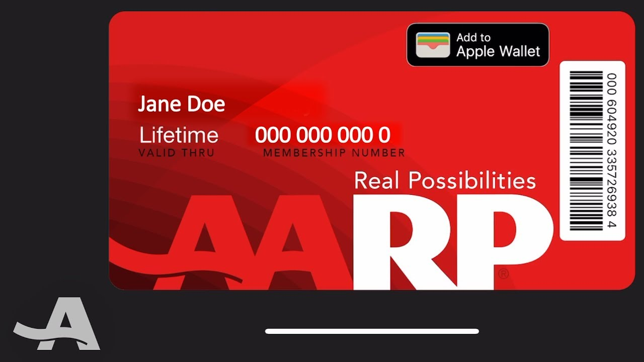 How to Access your AARP digital membership card via AARP Now App ...