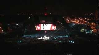 U2 MLK & Walk On (360° Tour Live From Zagreb) [Multicam 720p By Mek with U22's Audio]