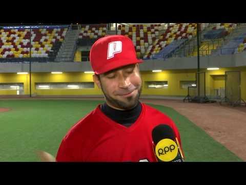Venezolanos llegaron a Perú y ahora están en la Selección de Béisbol.