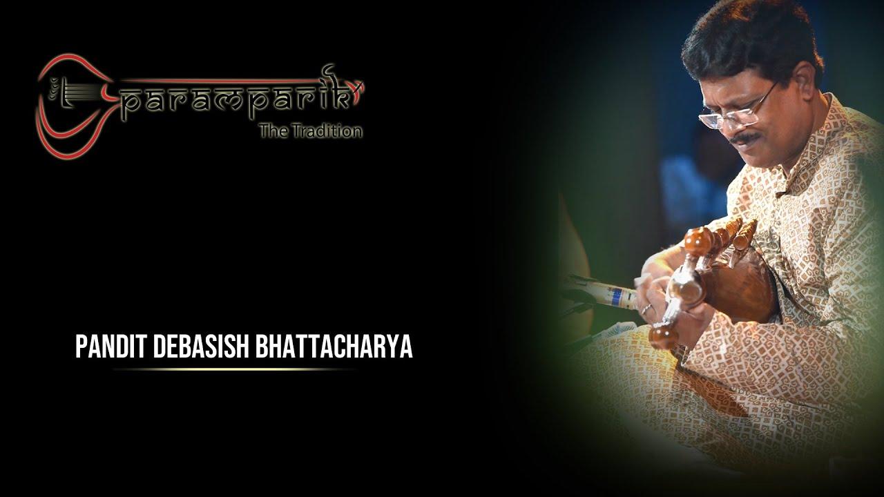 Rare Raga Samant Sarang   Pandit Debashish Bhattacharya   PARAMPARIK 2019