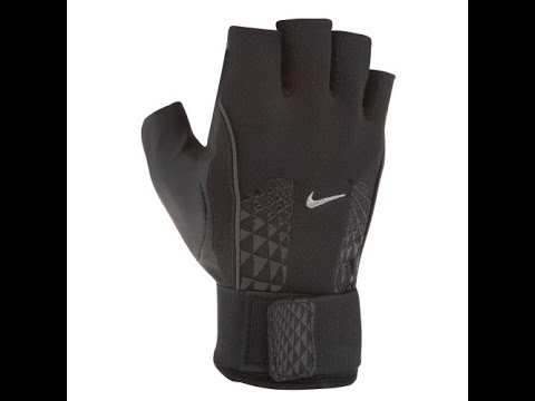 Nike Men's Alpha Lifting Gloves Review