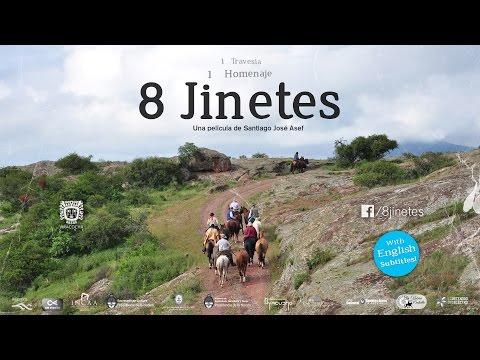 8 Jinetes (2014), una película de Santiago Asef (Completa y en Full HD)