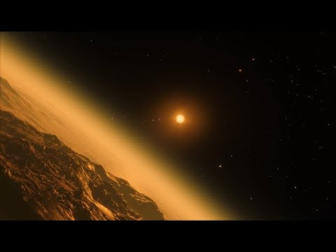 ESOcast 150 Light: Planets around TRAPPIST-1 Probably Rich in Water