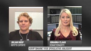 Viele Kryptowährungen werden zur Enttäuschung - Platzt der Zukunftstraum? Julian Hosp hat Antworten