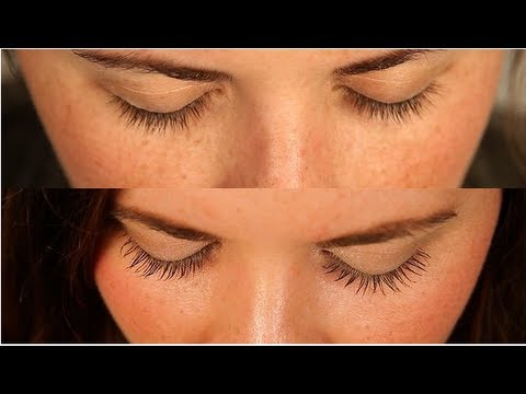 3eaf61612d4 We Tested 4 Eyelash Growth Serums to See If They Really Work - YouTube