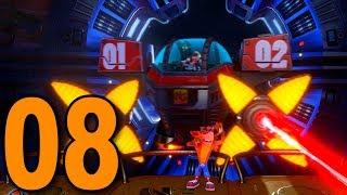 Crash Bandicoot 2 - Part 8 - N GIN BOSS!