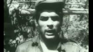 Che Guevara , Hasta La Victoria, Siempre,Cuban Documentary 1/2