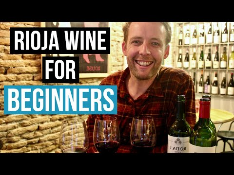 Ultimate Rioja Wine Tasting 🍷 Spain's Most Famous Tempranillo!
