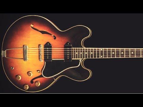 Rockin' Soul Blues   Guitar Backing Jam Track (A)