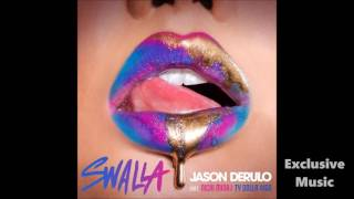 Download Jason Derulo Feat Nicki Minaj Y Ty Dolla - Sign Swalla(Audio) MP3 song and Music Video