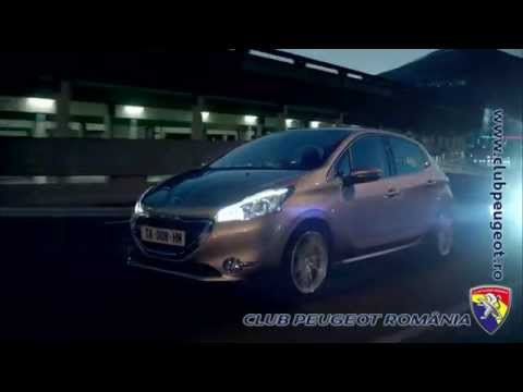 Peugeot 208 Presentation