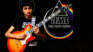 Time - Pink Floyd | Guitar solo cover by Akshin