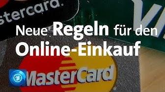 Online-Shopping: Neue Regeln beim Einkauf mit Kreditkarte ab September