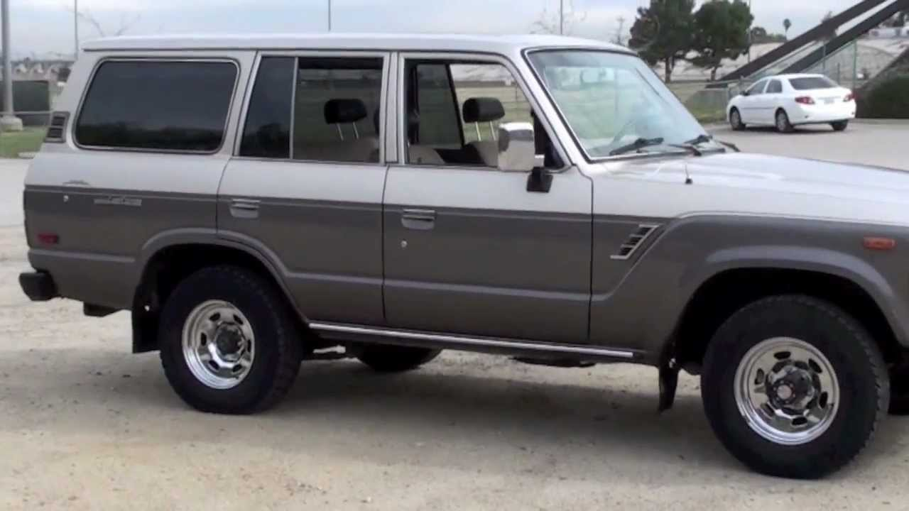 1989 Toyota Land Cruiser Fj62 For Sale By Tlc Youtube