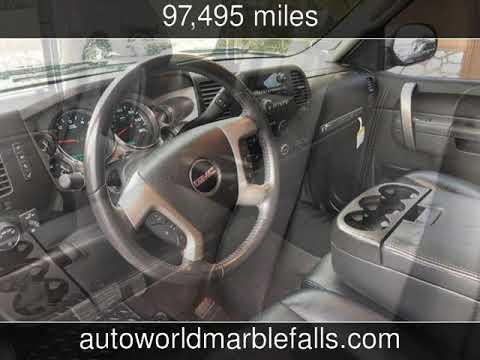 2013 GMC Sierra 1500 SLE Used Cars - Marble Falls,TX - 2019-02-11