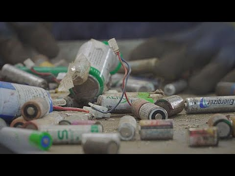 Better recycling of electrical and electronic waste