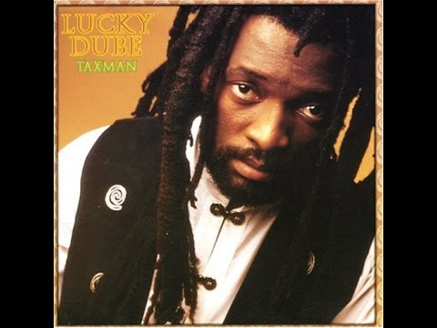 LUCKY DUBE - Well Fed Slave / Hungry Free Man