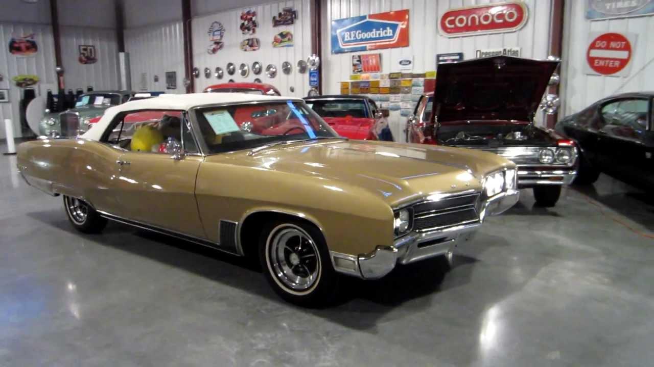 sold 1967 buick wildcat convertible 430 wildcat engine for sale passing lane motors classic. Black Bedroom Furniture Sets. Home Design Ideas
