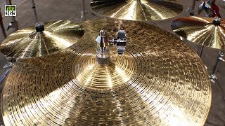 The 2019 Paiste cymbals - new Signature series and 2002 Extreme Crash