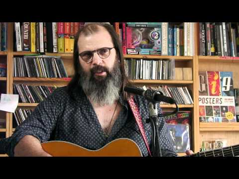 Steve Earle: NPR Music Tiny Desk Concert