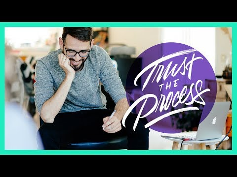 Trust The Process: Presenting Strategy & Website Kickoff (Episode 2)