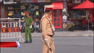 Truyền hình VOA 16/7/19: Cảnh sát giao thông VN được trang bị camera trên người