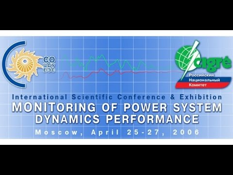Tutorial on WAMS by A.G.Phadke in Moscow 25.04.2006, Part 1 of 2