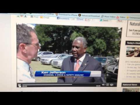 Police JSO Assitant Chief LEONARD PROPER off duty cop mad jacksonville fl