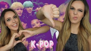 REACCIONANDO AL K POP por Primera Vez | Yo Irene
