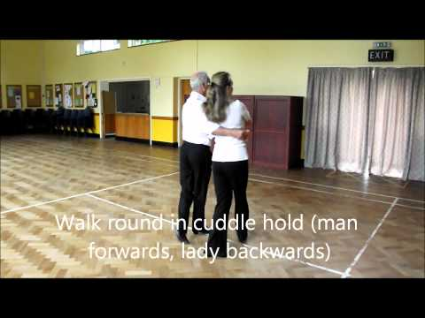 Queen of Hearts Rumba Sequence Dance Walkthrough
