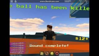 Roblox Wrack Ball Survival Teil 2