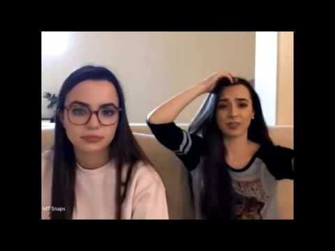 Merrell Twins YouNow Broadcast 19.December.2017 Part: 1/2