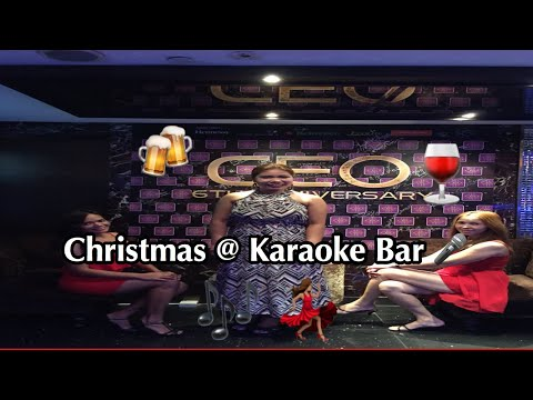 Christmas Celebration 2017 at CEO Karaoke Bar