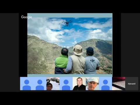 Presentation by Faine Greenwood:  Drone Mapping on the Cheap