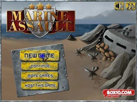 Marine Assault (Full Game)