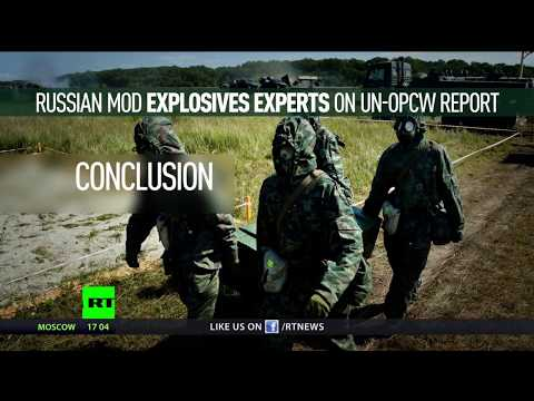 Why UN-OPCW experts never visited site of sarin gas attack in Syria? Russia challenges new report