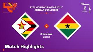 Зимбабве  0-1  Гана видео