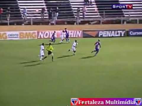 Bragantino 4 x 1 Fortaleza - 2º Turno 32º Jogo Série B 2009